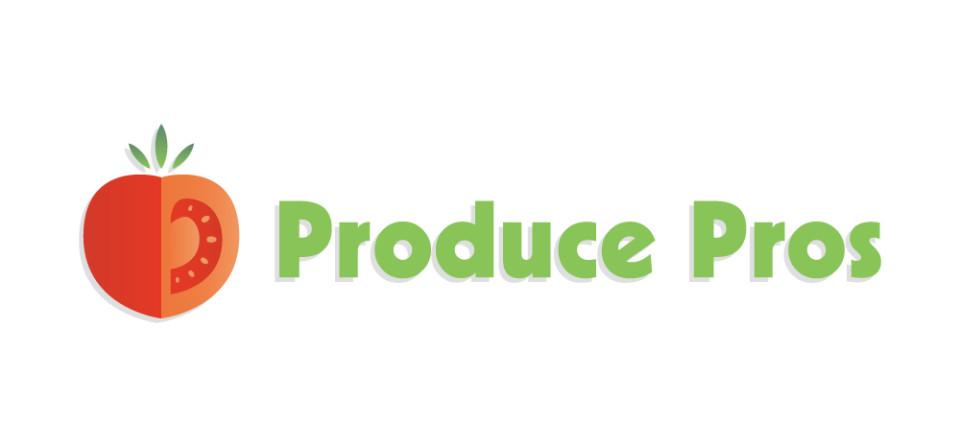 Produce Pros Logo Design NC