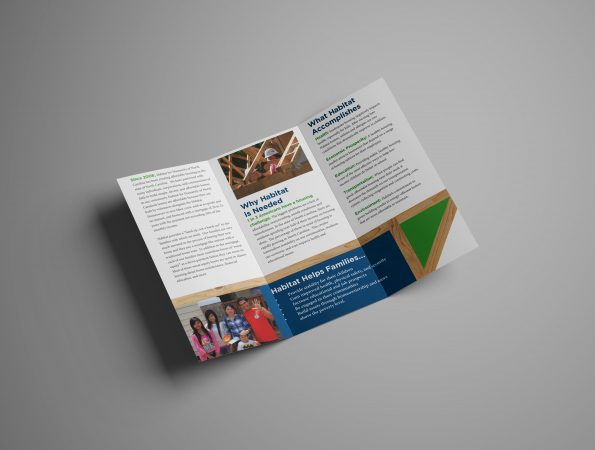 Habitat NC Brochure - Inside